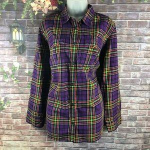 Ralph Lauren Women's Shirt Long Sleeve Size 1X